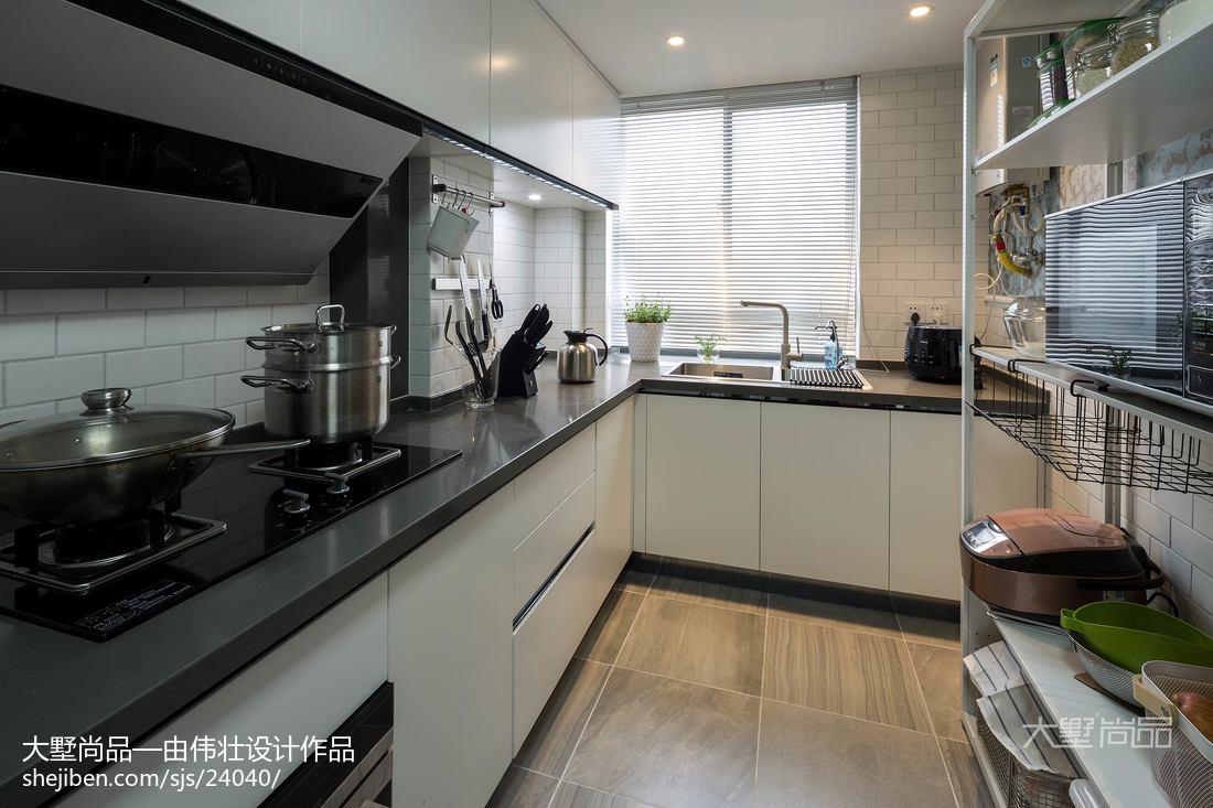实用北欧风格厨房设计