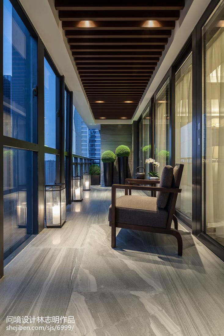 热门109平米三居餐厅中式效果图片欣赏