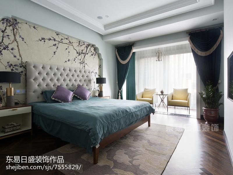 热门卧室装修效果图片