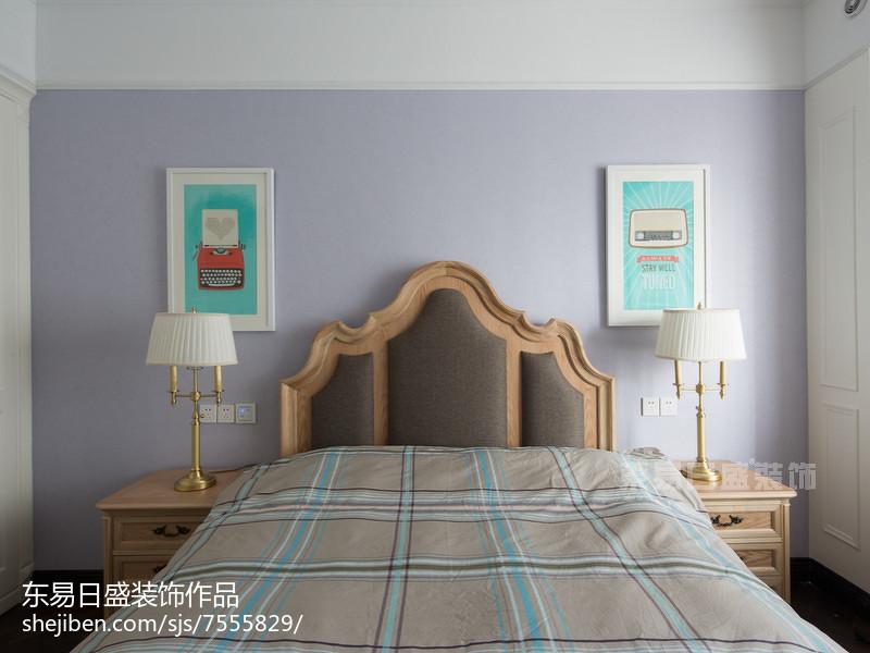 热门卧室装修实景图片欣赏