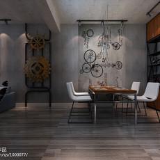 2018精选75平米二居客厅设计效果图