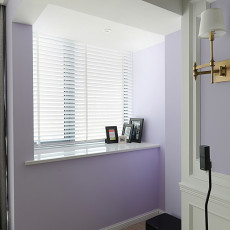 浪漫85平美式复式客厅装修美图