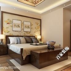简约美式两室两厅装修效果图