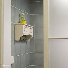一字型厨房橱柜图片欣赏