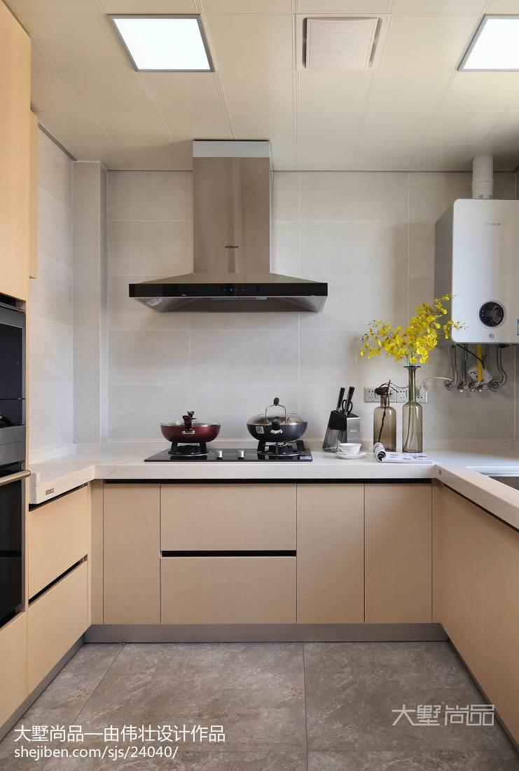 精选二居厨房简约装修设计效果图片大全