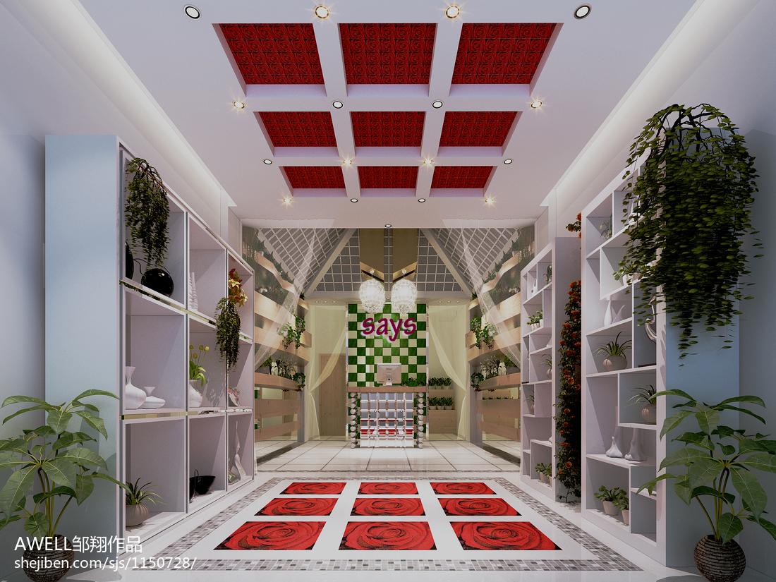 明亮简约北欧家居客厅装修案例