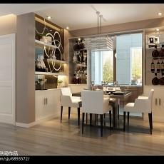 混搭风格两室两厅室内装修
