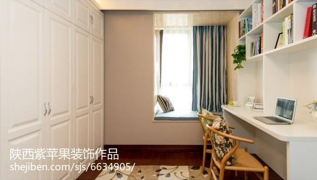 40平创意简约设计公寓室内效果图