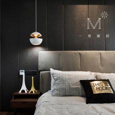 201895平米三居卧室现代装修效果图片大全