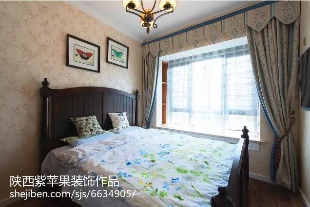 古朴新中式三居装潢大全