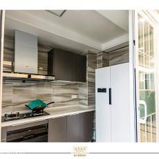 2013现代简约厨房设计