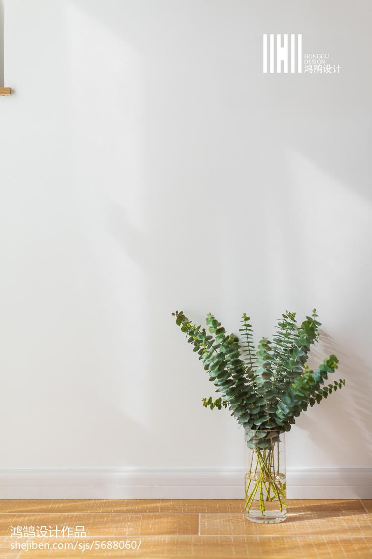 201888平米二居餐厅北欧实景图片欣赏