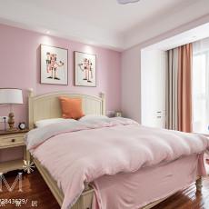 精美美式二居儿童房装修设计效果图