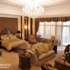 温馨欧式卧室装修效果图大全图片