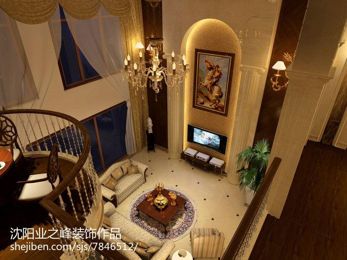 美式卧室装饰效果图片