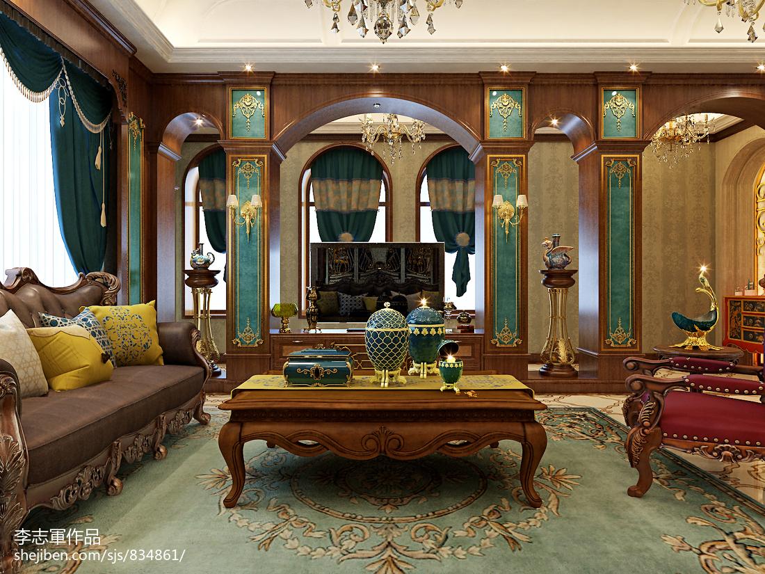风雅中式家居卧室设计