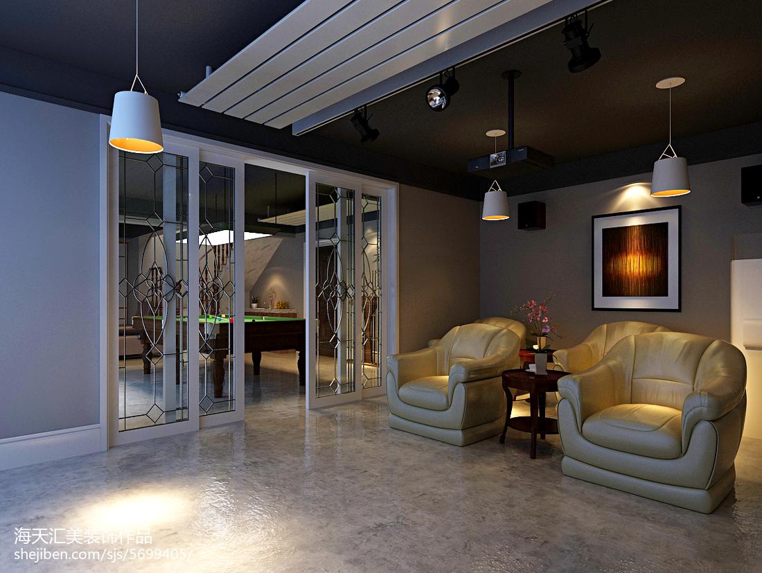 田园风格室内家居瓷砖装饰效果图片