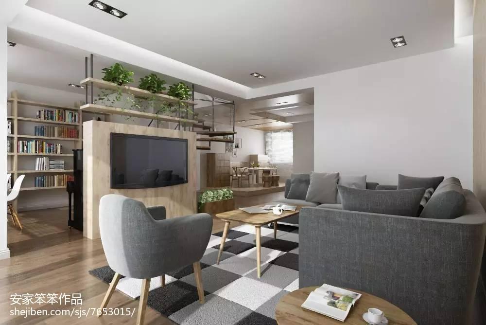 北欧时尚住宅装修