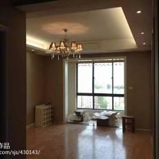 精美大小98平现代三居客厅效果图片欣赏