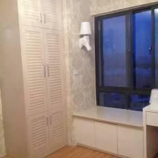 精选大小105平现代三居卧室装修欣赏图片大全