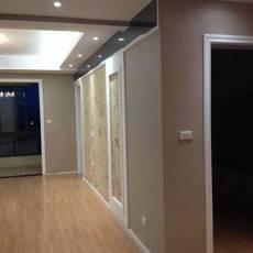 精美100平方三居客厅现代装修实景图