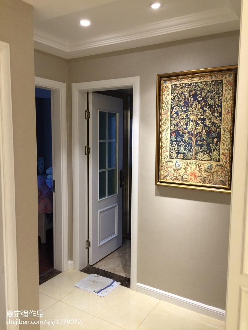 精美新古典二居装饰图片大全