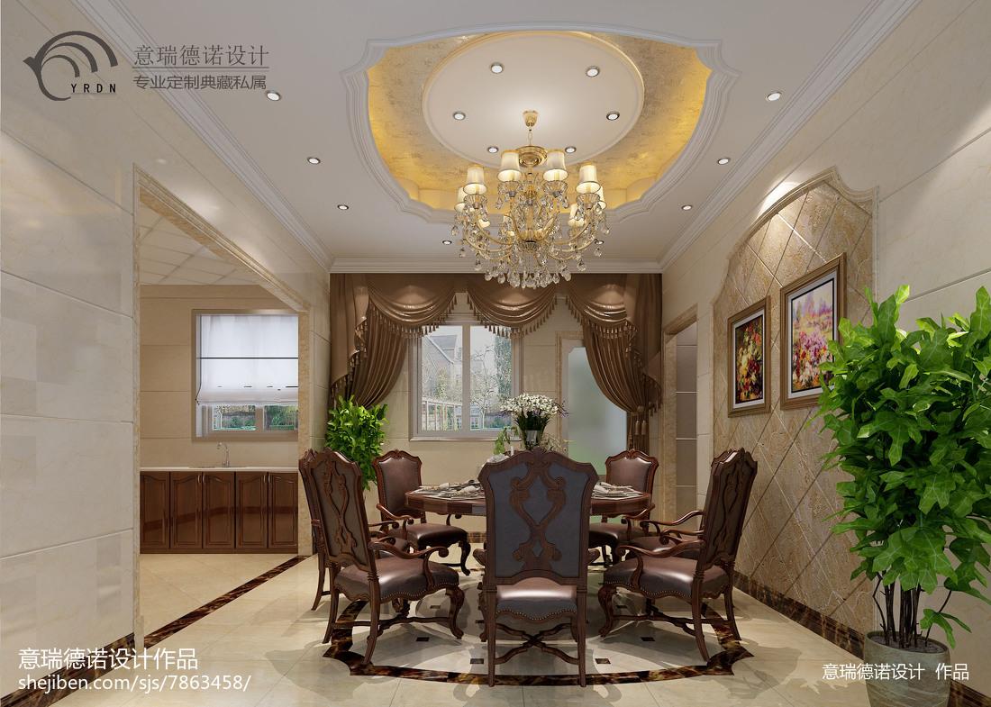 精美大小125平别墅卧室欧式效果图片大全