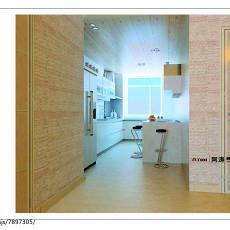 新中式风格两房装修效果图