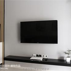 精美大小98平现代三居客厅欣赏图片