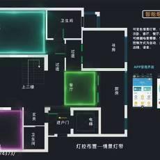 日式风格两室两厅设计装修图片