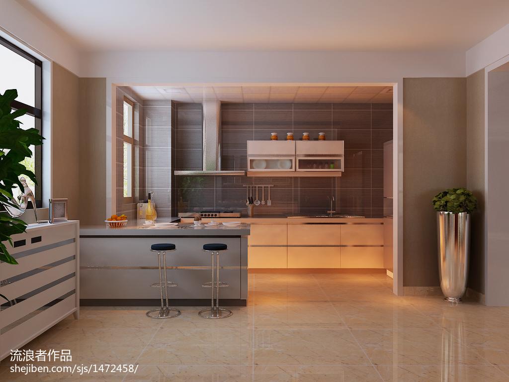 宜家风家居厨房装修图片