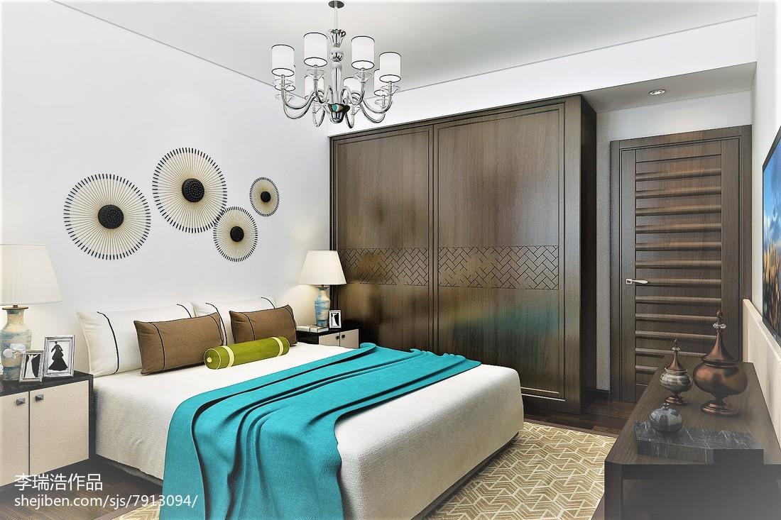 极简约风格两室一厅家居房屋装修效果图大全