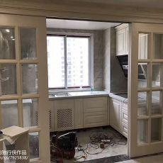 2018欧式三居厨房效果图片大全