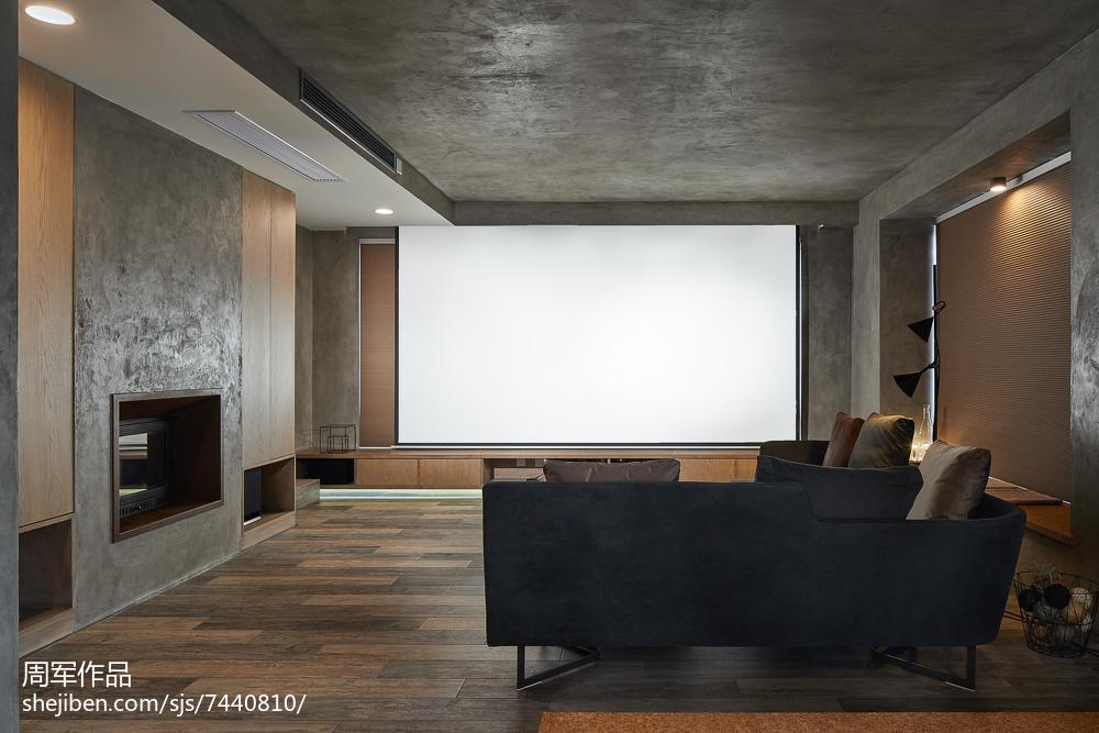 136平米现代别墅欣赏图片