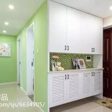 热门79平方二居客厅现代效果图片大全