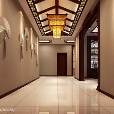 混搭风格客厅设计实景图