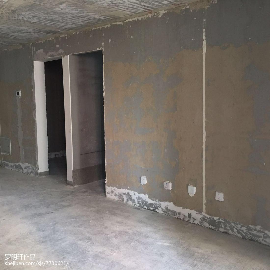 明亮简约两居室装修设计案例