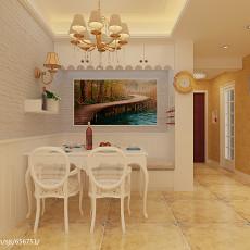 精选89平米二居休闲区现代装修实景图片