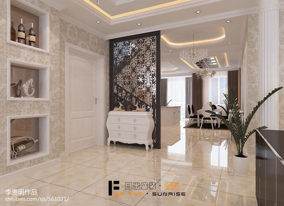 布拉格极简风格loft卧室设计