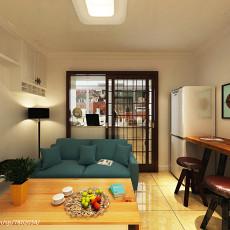 精选大小70平现代二居客厅实景图片大全
