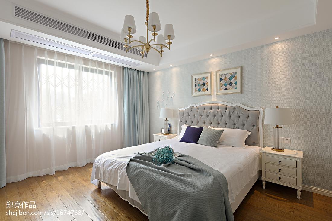 2019125平法式三居卧室设计图