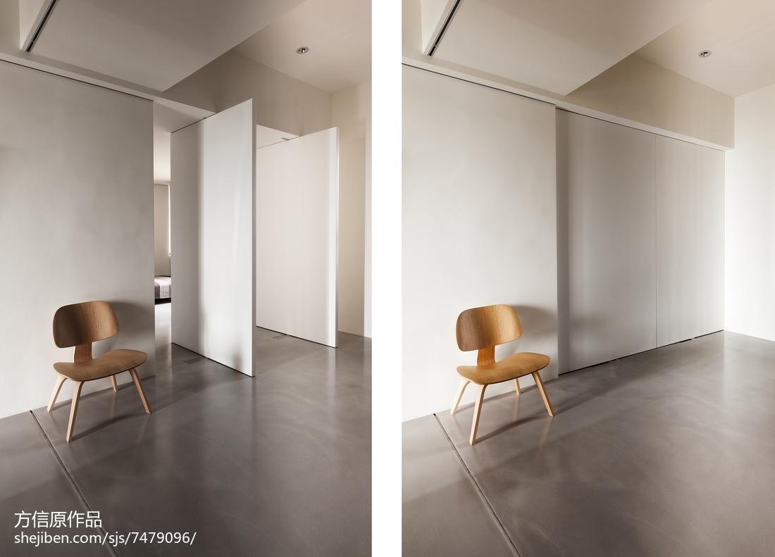 精美123平米现代别墅过道装修图片欣赏