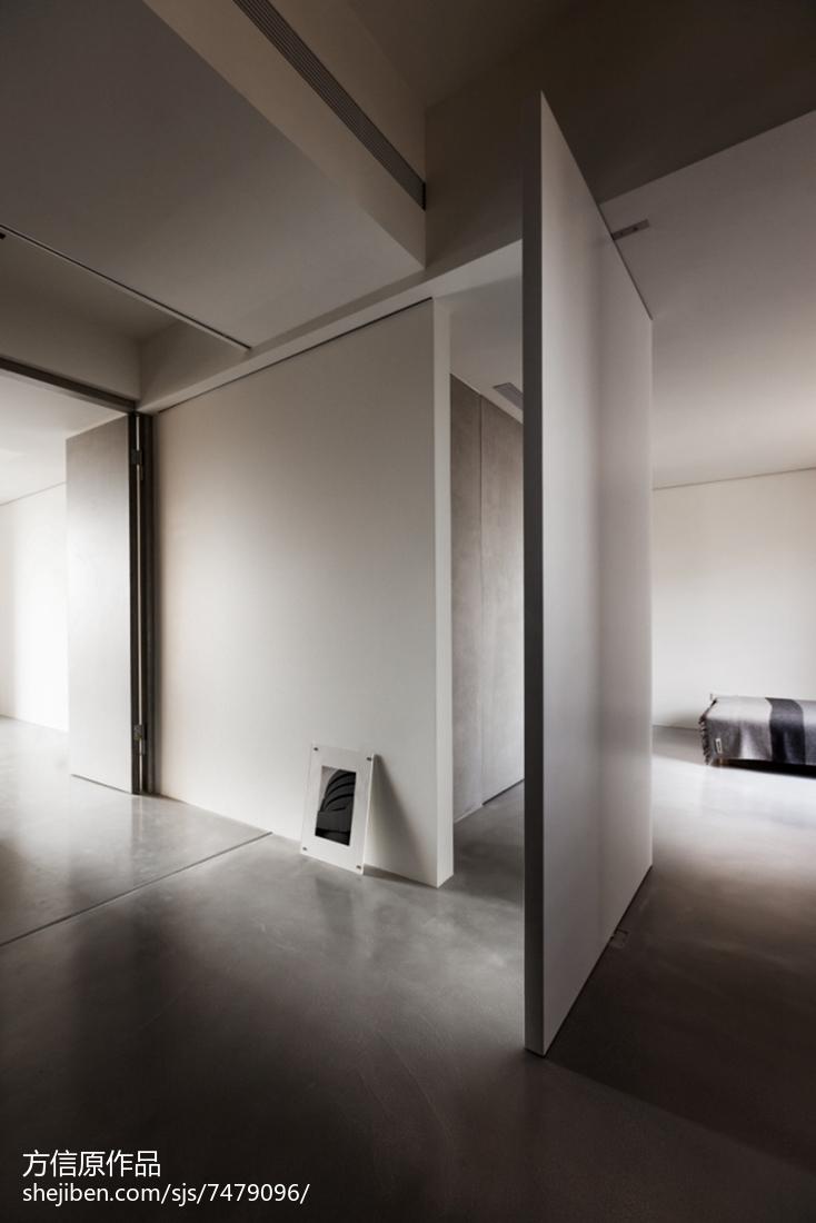 精选面积117平别墅过道现代装饰图片大全