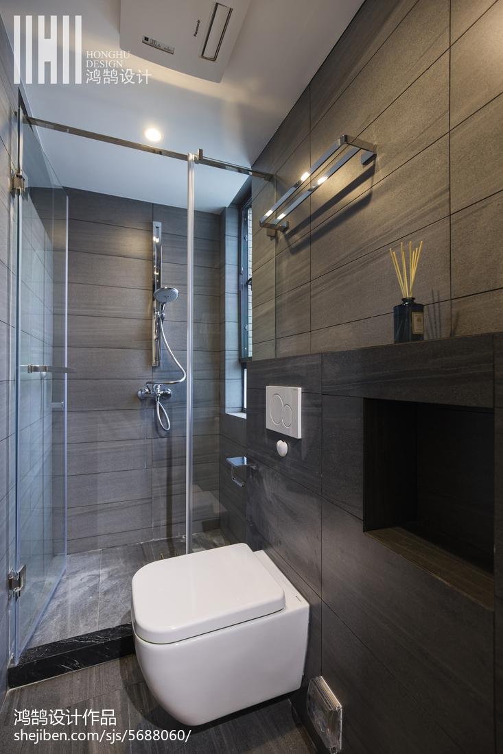 簡潔大氣淋浴房