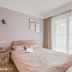 2018精选日式三居卧室装饰图片欣赏