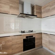 精选日式三居厨房装修效果图片欣赏