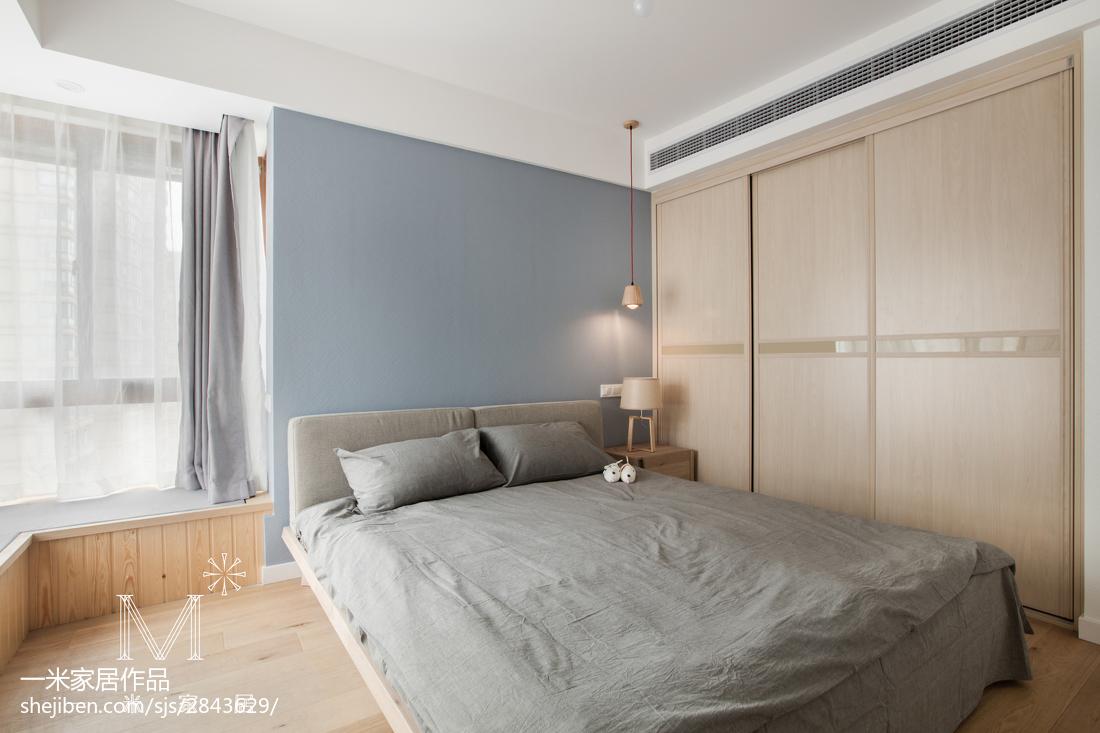 精选日式三居卧室装饰图片欣赏