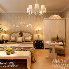 现代式小户型客厅整体装修设计