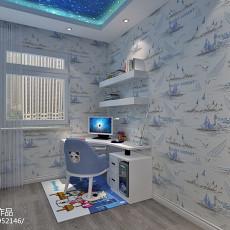 精美二居儿童房现代装饰图片欣赏