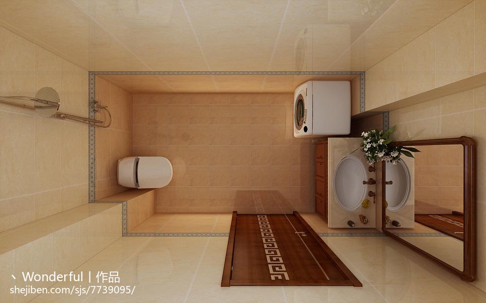 现代简约风格卧室装潢设计效果图